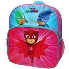 "PJ MASKS OWLETTE, CATBOY & GECKO 14.5"" Backpack w/ Optional Insulated Lunch Box"