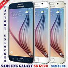 "Samsung Galaxy S6 G920v Gsm & Cdma Unlocked (32gb) 4g Lte 16mp 5.1"" Hd Phone"