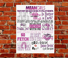 New Girl TV Show Quotes METAL SIGN Birthday Gift Jessica Day Schmidt Nick Miller