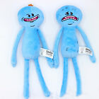 Rick and Morty Mr Meeseeks Happy Sad Face Stuffed Plush Dolls /Toys For children