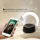 Mini Dual Speakers  Bluetooth Audio 3W Balanced Stereo Wireless LED Light