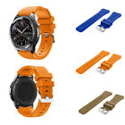 Sports Comfortable Silicone Bracelet Strap Band For Samsung Gear S3 Frontier