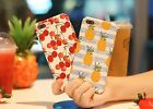 FASHION FRUITS SUMMER COLLECTION HARD CASE COVER FOR APPLE IPHONE 7 PLUS 6S PLUS