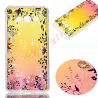 Women's Lovely Cartoon Pattern Bling Glitter Diamond Soft TPU Phone Case Cover
