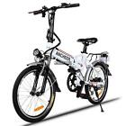 Mini 14inch 18.7inch 26inch Folding Electric Power Bicycle Bike with MY8L