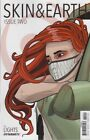 SKIN & EARTH #2 COVER A MASK VF/NM LETTERHEAD COMICS