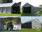Storage Shelter Strong PVC Tent Heavy Duty Shed Garden Portable Garage Gazebo