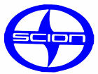 "SCION Decal  Sticker 5"" X 3""   buy 2 get 1 free on eBay"