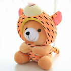 Cute Bear Chinese Zodiac Design Creative Soft Plush Doll Toy for Kid Lovely Gift