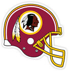WASHINGTON REDSKINS Vinyl Sticker Decal Helmet Cornhole Truck Car Bumper Wall on eBay