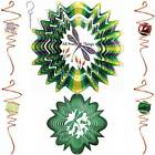 """RRP £43 - 3 Piece Dragonfly 10"""" + 6""""  WIND SPINNER + SPIRAL TAIL Set Iron Stop"""