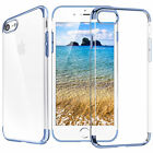 Ultra Thin Transparent Clear Shockproof Bumper Case For Apple iPhone 7 / 7 Plus