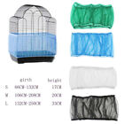 3 Sizes Seed Catcher Guard Mesh Bird Cage Tidy Cover Skirt Traps Debris New