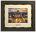 Thomas Kinkade Vatican Sunset 11 x 14 Prestige Home Collection