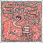 Keith Haring Art 02 Papiarte