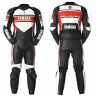 Mens New MotoGp Style Motorbike Leather Suit Sports Motorcycle Racing 1PC/2PC