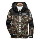 Mens+Brand+3m+Reflective+Camouflage+autumn+hooded+Jacket+Coat+outwear+hoody