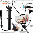 [FREE EXPRESS] Spigen Velo S530 Extendable Wired Selfie Stick for iPhone/Galaxy