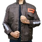 Rogue One A Star Wars Story Captain Cassian Andor Brown Stylish Cotton Jacket $40.0 USD on eBay