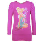 Püttmann Disney Fairies Sweatshirt 73433 lila Langarm 104 Neu TOP