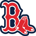 Boston Red Sox Vinyl Sticker Decal *SIZES* Cornhole Truck Wall Bumper