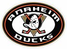 Anaheim Ducks Logo Vinyl Sticker Decal **SIZES** Cornhole Truck Wall Bumper Car on eBay