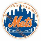 New York Mets Logo Vinyl Sticker Decal *SIZES* Cornhole Truck Wall Car SUV on Ebay