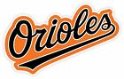 Baltimore Orioles Logo Vinyl Sticker Decal **SIZES** Cornhole Truck Wall Car SUV on Ebay