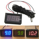 Внешний вид - Useful 12V Vehicle Digital Thermometer Car LED Temperature Meter Probe -50~110°C