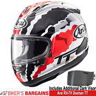 "Arai RX-7V ""Doohan TT"" Includes Additional Genuine Arai Dark Visor - Now £769.99"