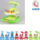 G4RCE 3 IN 1 WALKER / ROCKER ON PUSH BLUE GREEN RED WITH DETACHABLE MUSICAL TOY