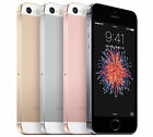APPLE IPHONE SE 64GB GOLD, SPACEGRAU, SILBER, ROSE GOLD - OHNE SIMLOCK - HÄNDLER