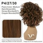 """VIVICA A FOX 12"""" LOOSE BODY CURL INVISIBLE PART SWISS LACE FRONT WIG - VERONICA"""