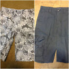 Boy's Knee Length Cargo Shorts Size 14 or 16