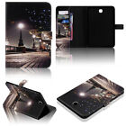 Wallet Smart Leather Hybrid Rugged Case Cover For Samsung Galaxt Tab 4 10.1 T530