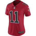 Nike NFL Color Rush Limited Edition Atlanta Falcons Julio Jones #11 Women Jersey