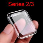 Apple Watch Series 3/2 Case Protective Soft HD Clear Screen Protector 42/38mm