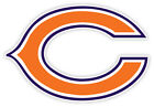 Chicago Bears Vinyl Sticker Decal *MANY SIZES* Cornhole Truck Wall Bumper