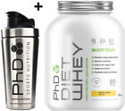 Phd Nutrition Diet Whey Green Tea Extract Weight Loss Powder + Free Shaker