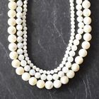 Mother Of Pearl Jewellery Making Pearl Beads