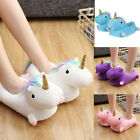Fashion Women Winter Warm Soft Unicorn Slippers Slippers Fluffy Softwares Shoes