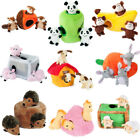 Zippy Burrow Dog Toys (Choose Your Set) Squeaky Puppy Chew Squeak Noise