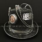 New Steampunk Halloween Cosplay Costume Burning Man Unisex Hat