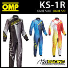 NEW! KK01720 OMP KS-1R KS1R KARTING KART RACE SUIT - TOP OF THE RANGE KART SUIT!