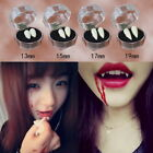 Zombie Vampire Tooth Cap Set Devils Props Werewolf Fangs Party Costume Halloween