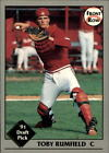 1991 Front Row Draft Picks BB Card #'s 1-54 - You Pick - Buy 10+ cards FREE SHIP