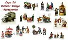 Dept 56 Dickens Village Accessories - Each Sold Separately Many Choices -Grp 2