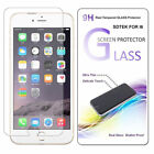 Protective Film Premium Screen Phone Glass Protector Tempered Guard iPhone Apple