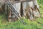 "Rainshadow Immortal Walleye Spinning Rod Blanks 6'2""-7'6"" New Ti Chrome Finish"