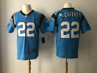 Carolina Panthers #22 Christian McCaffrey Jersey M,L,XL,2XL Choose Color